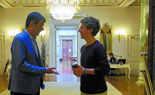 La victoria de Goia permitirá al PNV dirigir áreas clave como Urbanismo