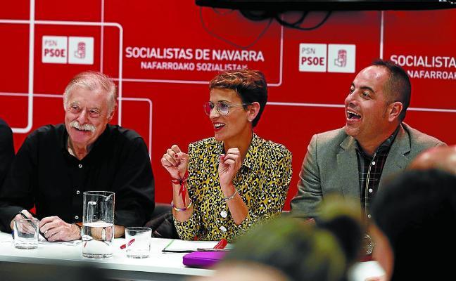 La sombra de otros comicios planea en Navarra ante la falta de mayoría estable