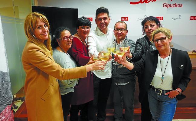 Zumarraga avala a Serrano con mayoría absoluta
