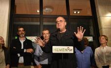 Egibar vincula lo que decida el PSN en Navarra con posibles pactos con el PSE en Euskadi