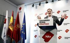 Elecciones forales 2019 Navarra: Navarra Suma critica el «chantaje» del PNV al PSOE al hablar de pactos y confía en que el PSN no lo acepte