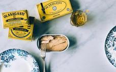 Conservas Olasagasti, delicias del Cantábrico