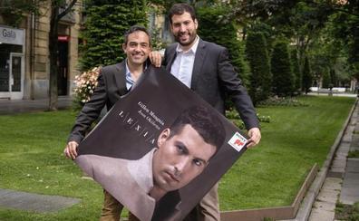 El tenor donostiarra Guillen Munguía reivindica la importancia de la palabra en su primer álbum, Lexía