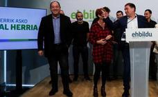 Elecciones municipales 26M en Irun: EH Bildu rechaza unirse al PNV en Irun para desalojar a Santano, que ve más cerca conservar la Alcaldía