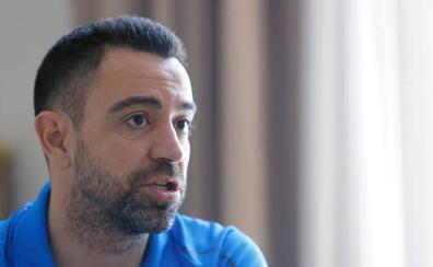 Xavi Hernández, nuevo entrenador del Al-Saad
