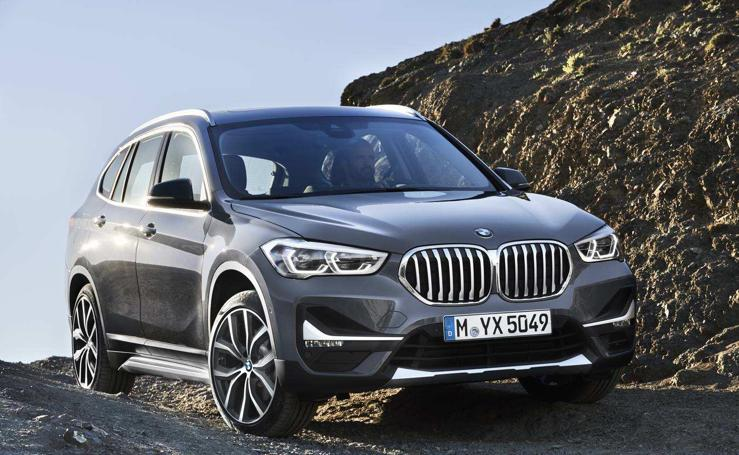 BMW X1, renovación de gama