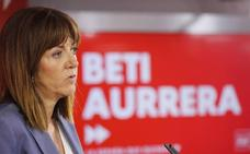 Mendia avisa al PNV de que si pugna por Irun el PSE también puede hacerlo por Vitoria