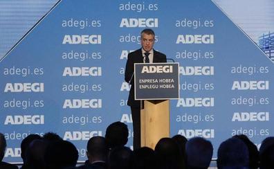Elecciones municipales y forales 2019: El lehendakari defiende que seguirá trabajando por la «estabilidad institucional» tras el 26-M