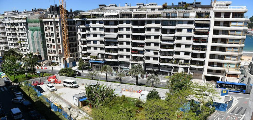 Los hoteles renuncian a construir el parking subterráneo que deseaban en plaza Zaragoza