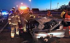 Mueren tres jóvenes de 17 años en un accidente de tráfico en Vigo