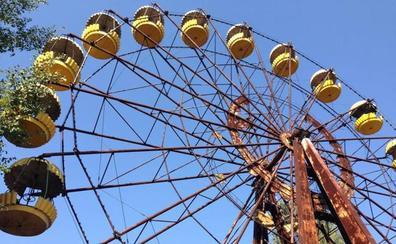 El parque de atracciones en el que los niños no llegaron a sonreír