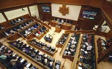 El Parlamento Vasco escuchará el testimonio de víctimas de abusos sexuales en las décadas de los 70, 80 y 90