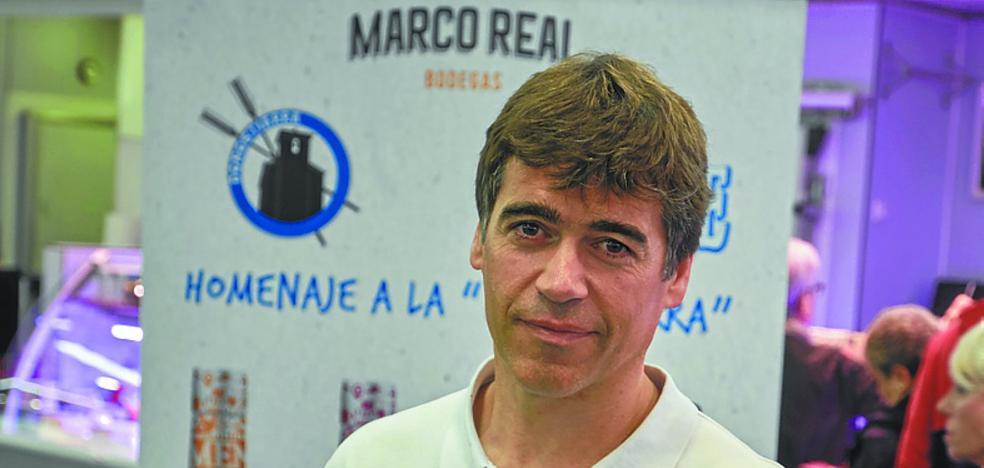 Igor Makazaga: «Con humildad, queremos estar con el grupo de cinco o seis traineras que pelearán por todo»