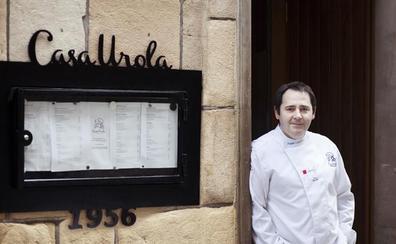 Pablo Loureiro, premio Euskadi al mejor restaurador