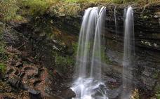 Senderos sin explorar entre las cascadas de Karrantza