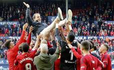 Osasuna se proclama campeón en Córdoba
