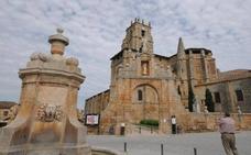 10 iglesias grandes como catedrales en pequeños pueblos que están muy cerca