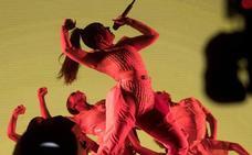 Rosalía reina en el Festival Primavera Sound con un ovacionado concierto