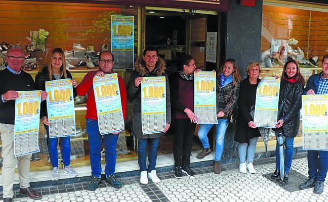 Nueva campaña de la asociación Aterpea 'Consigue 1.000 euros'