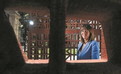 Idoia Mendia: «El PNV sabrá qué busca, pero esto no va de dónde puedo zumbar alcaldías, sino de dar estabilidad»