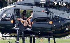 Investigan a Neymar por divulgar fotos de la mujer que le denunció