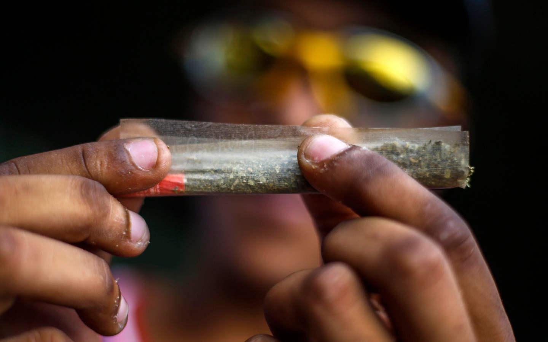 Marcha por el cannabis