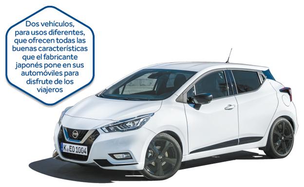 Nissan. Experiencia, tecnología y modernidad.