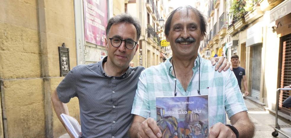 «Historiak kontatzearen aldeko erreibindikazioa da liburu hau»