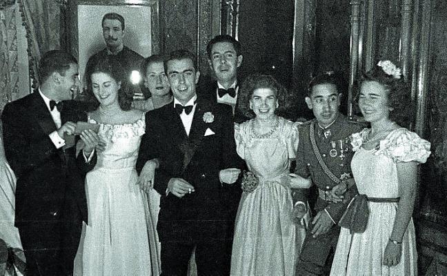 1949 | Fiesta «espléndida» con «gente joven y divertida» en la Hípica