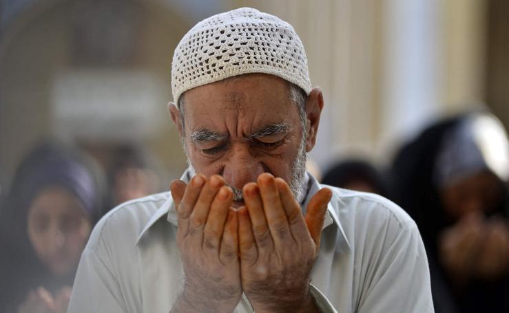 Tras el Ramadán llega el Idu al Fitr