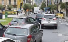 San Sebastián, la ciudad con menos atascos