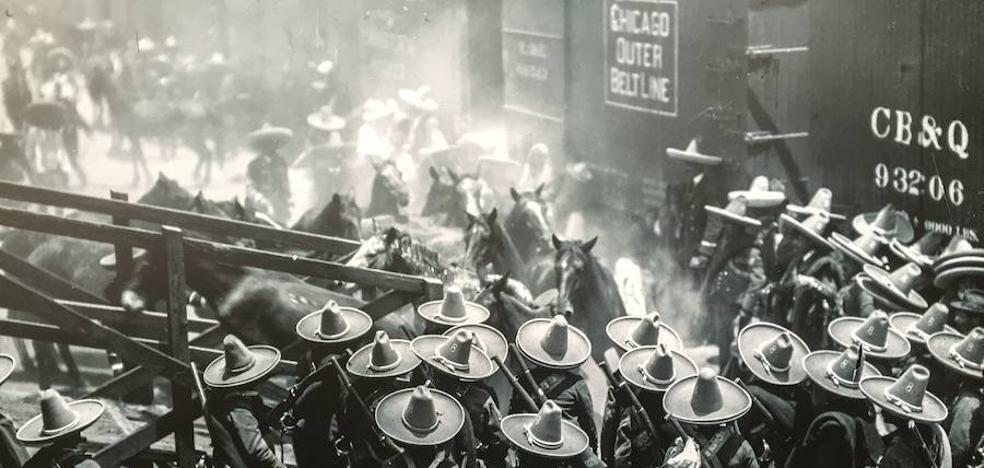 La 'belle époque' bajo las balas de Pancho villa