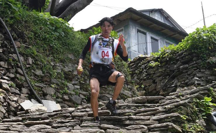 El Maratón de Annapurna