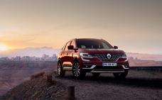 Renault Koleos, más estilo y nuevos motores diésel