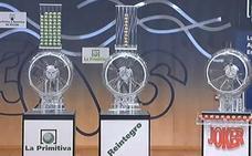 La Primitiva deja un premio de 774.473 euros en San Sebastián