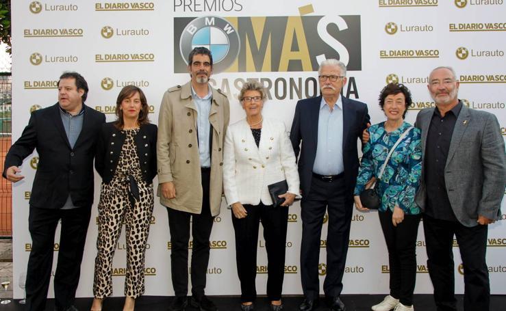 Entregados los Premios BMW Más Gastronomía