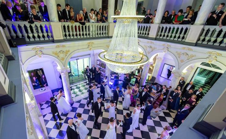 Gala del baile vienés
