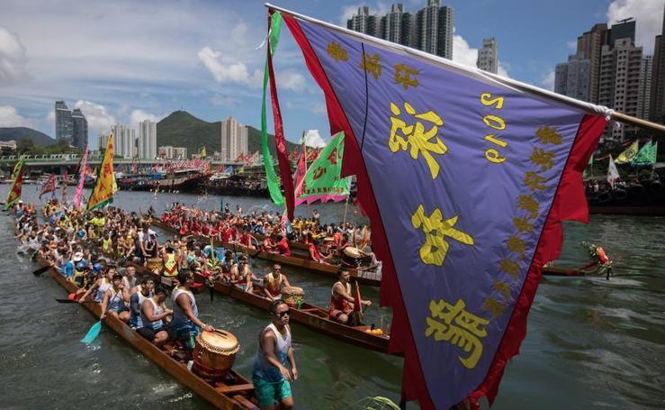 Festival de los Barcos Dragón