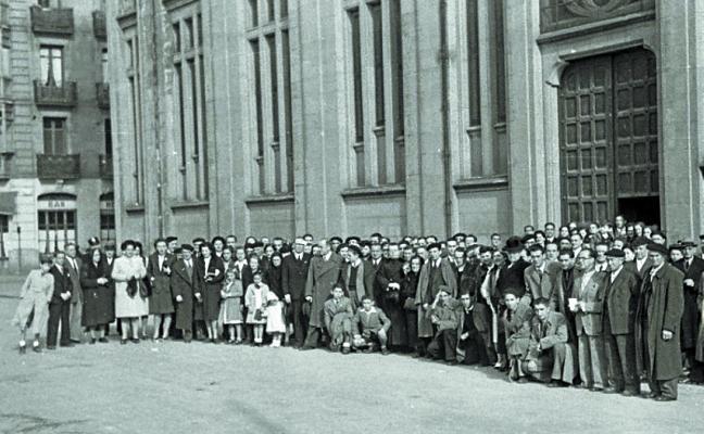 1964 | Se celebraban 29 misas antes de las 8 de la mañana