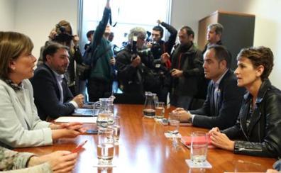 El PNV cree que las palabras de Sánchez sobre Navarra permiten «avanzar» a PSN y Geroa Bai