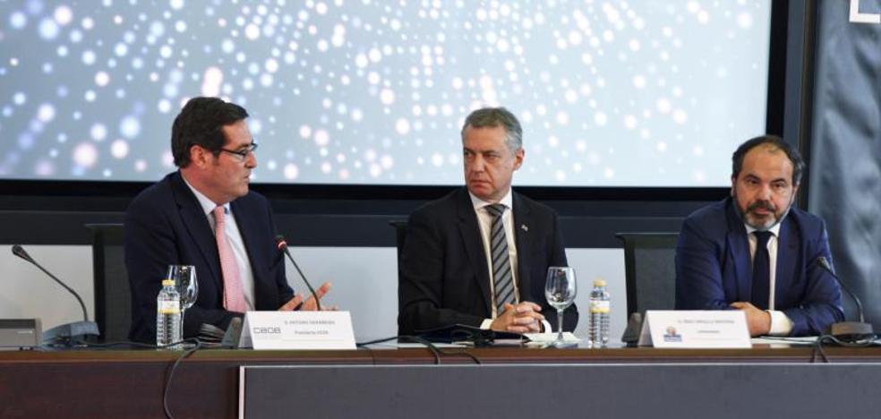 El Gobierno Vasco no descarta revisar su previsión anual de crecimiento de la economía