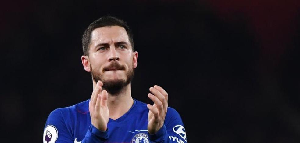 Hazard, una estrella para un nuevo Madrid