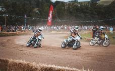 El festival Wheels and Waves trae la pasión por las motos retro a Gipuzkoa