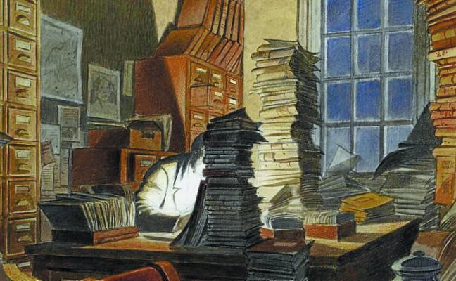 El legendario François Schuiten abandona la bande dessinée