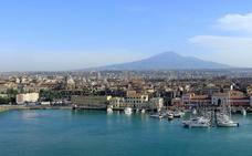 Catania, toda la elegancia siciliana entre el agua y el fuego