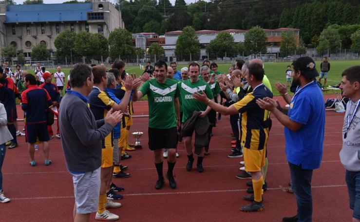 Éxito de la Donosti Master Cup
