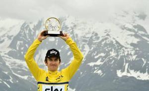 Empieza el Tour en el Dauphiné
