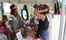 La Feria Medieval se despide de Hondarribia