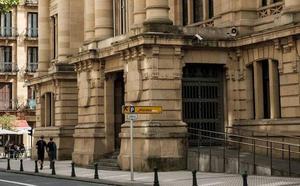 Condenado a seis años por agredir sexualmente a una estudiante de Erasmus en Donostia
