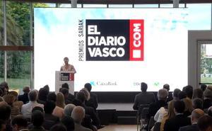 Los Premios Diariovasco.com distinguen a las mejores estrategias digitales de las empresas e instituciones guipuzcoanas